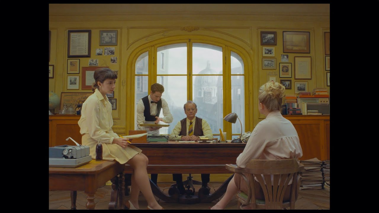 The French Dispatch - Trailer Ufficiale