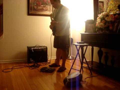 Singer-songwriter EDDIE  FLORANO's simplest Zoom H4n audio test or demo