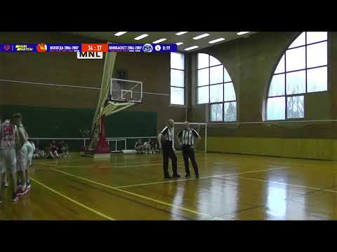 БК ЮНИБАСКЕТ | ЯРОСЛАВЛЬ | Вологда - Юнибаскет