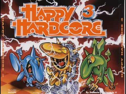 Happy Hardcore 3  Critical Mass - Burnin' Love (Original Version)
