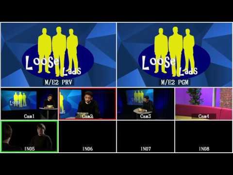 TV Production Examination - Bsc Media Production (Multiview & Talkback)