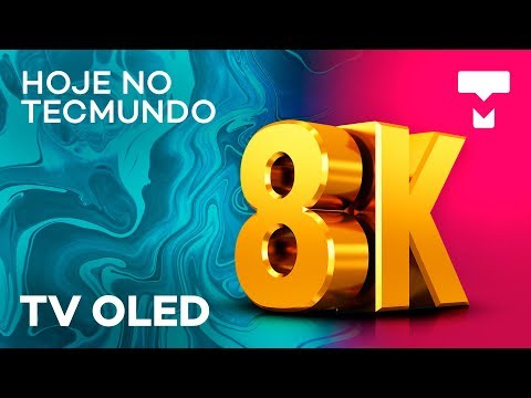 Notebook levinho, TV OLED 8K, Netflix e mais - Hoje no TecMundo