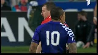 South Africa vs Samoa, Rugby World Cup 2011