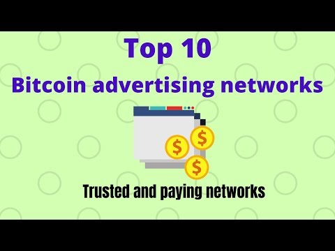 Top 10 Crypto Currency Ad Networks
