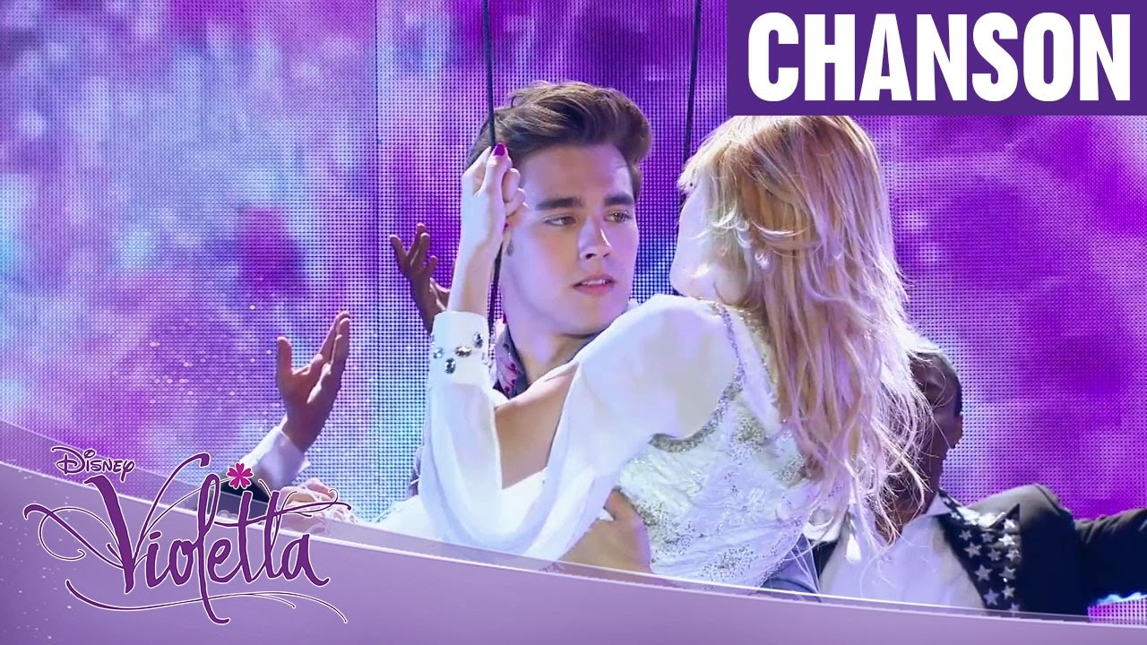 Violetta saison 3 destinada a brillar pisode 1 exclusivit disney channel youtube - Musique de violetta gratuit ...