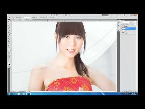 Photoshop CS5 - Phan 1 - Bai 12 - Ung dung Ghep phong trang