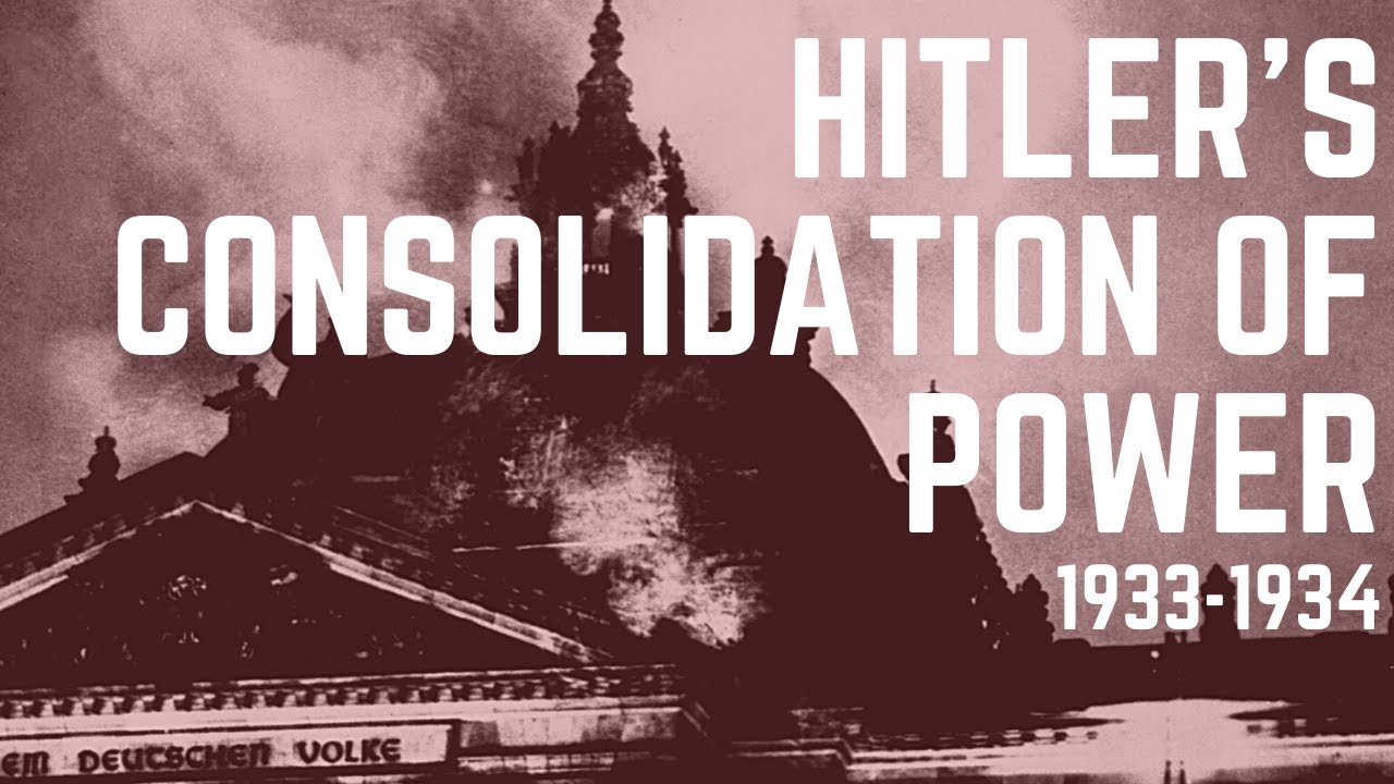 hitlers consolidation of power Hitler's consolidation of power: timeline task a useful timeline originally designed for a level students, but could be adapted for gcse students complete details of the key events and steps that helped hitler to consolidate his power 1933-4.