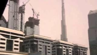 Дубай: поездка по городу(Едем по Дубаю, смотрим на достопримечательности и слушаем гида! Невероятные отзывы о путешествиях, уникаль..., 2013-04-22T23:56:16.000Z)
