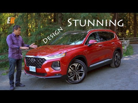 2019 Hyundai Santa Fe Review - Ready to take on the Competitors