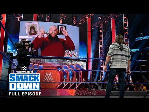 WWE SmackDown Full Episode, 15 November 2019