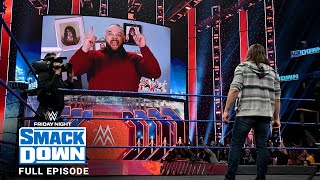 WWE SmackDown Full Episode, 15 November 2019