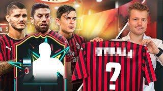 KUPUJEMY GWIAZDĘ SERIE A!!!  MILAN TO GLORY  FIFA 19