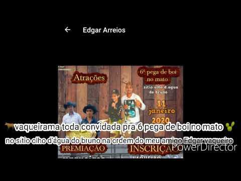 🔴6 pega de Boi no mato no sítio olho dágua na ordem do vaqueiro Edgar vaqueirama toda convidada🐂🐎