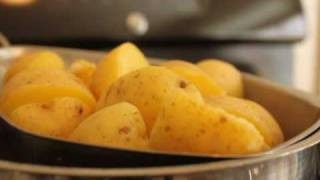 """Food Wishes Recipes - """"special"""" Roasted Potatoes Recipe - Crunchy Roasted Potatoes"""