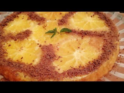 gâteau-à-l'orange-moelleux-recette-grande-mère-كيكة-البرتقال-الهشة