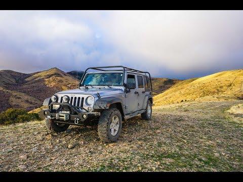 Yellowstone to Ohio: Idaho Off-roading and Bear Encounters!