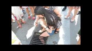 Girls Fails TRY NOT TO LAUGH CHALLENGE Funny Videos 2018 Fail Compilation#2