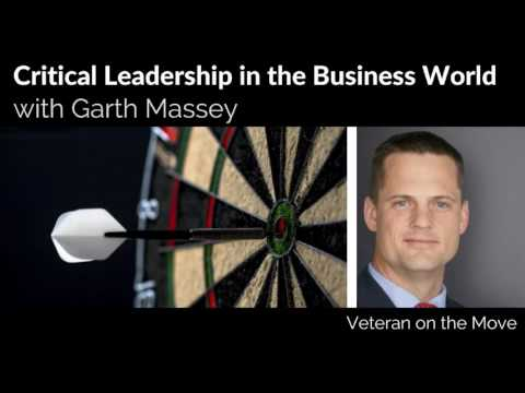 Teaching Military Leadership Methods to Civilians with Marine Veteran Garth Massey