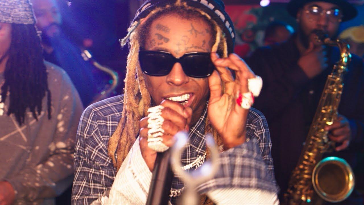 "Lil Wayne — ""Playoff"" feat. Poppy H, Corey Henry & The Treme Funktet (Full Version)"