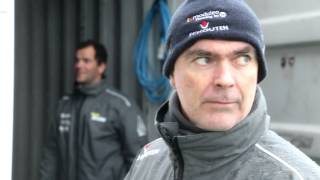 Team Brunel in preparation | The Volvo Ocean Race 2014-2015 Thumbnail