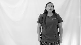 Allie Bearhead - Indigenous Vocal Recording, April 2018