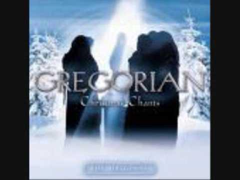 Клип Gregorian - Silent Night