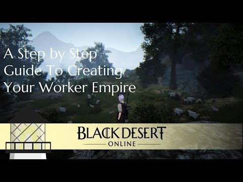 A Step by Step Guide to Creating Your Worker Empire