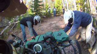 38 Miles of Hell - The Outlaw Trail Part 1 - 22 Sept 012