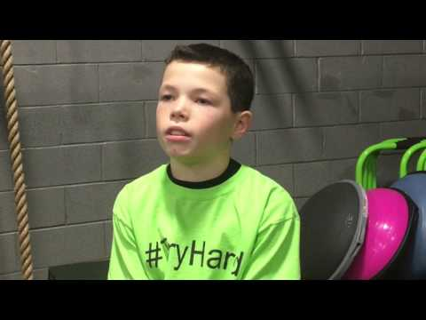 Midland Park Sixth Grader Encourages Peers To 'Try Hard'