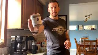Embrace the Suck. Foodie Friday. Upgrading the Bulletproof Coffee.