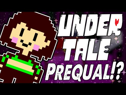 UNDERTALE PREQUAL | Undertale: The First Human