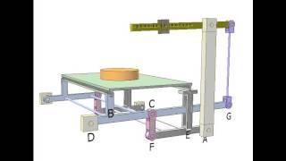 Platform weighing scale 1