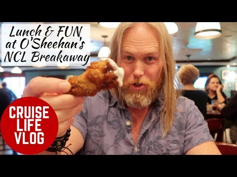 Lunch & FUN at O'Sheehan's on NCL Breakaway