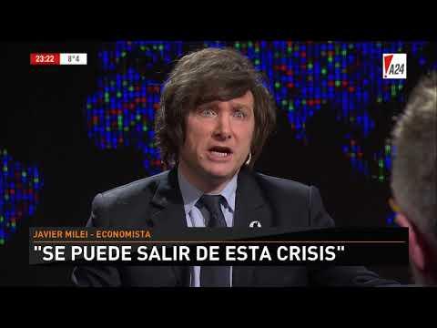 LNE | LUIS NOVARESIO ENTREVISTA - JAVIER MILEI