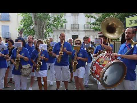 """CÉRET, l'hymne de la féria par la banda """"ELS COMPANY'S"""""""