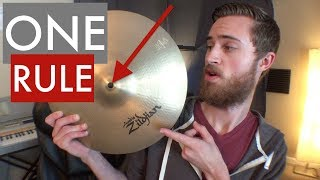 How to INSTANTLY Make ANY Pair of HiHats Sound Better.