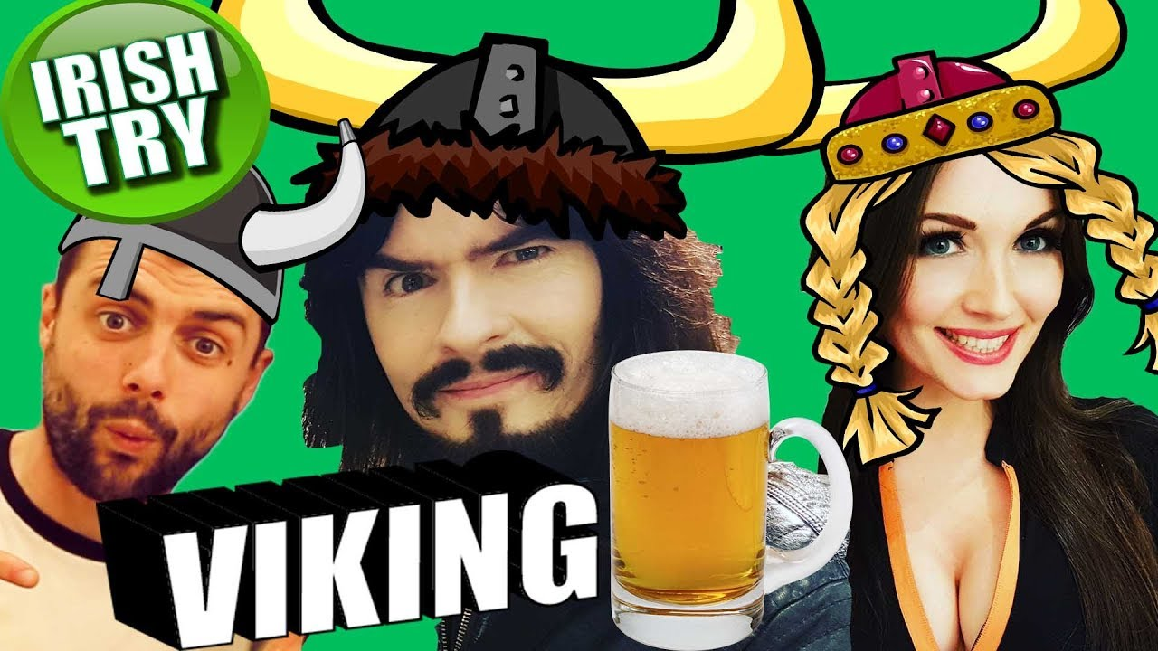 Irish People Try American Viking Mead Beer Crazy Facts Laws