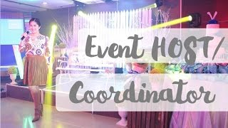 Event Hosting + Coordination by Kris Lumagui