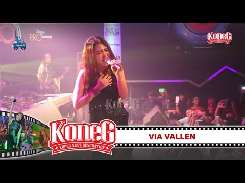 KONEG LIQUID feat VIA VALLEN - KELANGAN [3rd LIVE CONCERT - Liquid Cafe] [Dangdut Koplo]