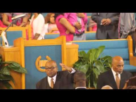 20140315 Pastor Brown Sermon  Death and the Widows Son