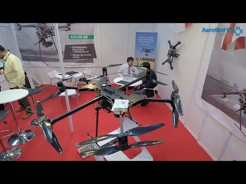 Drone Show Barcelona 2017 // International Drones Expo & Congress