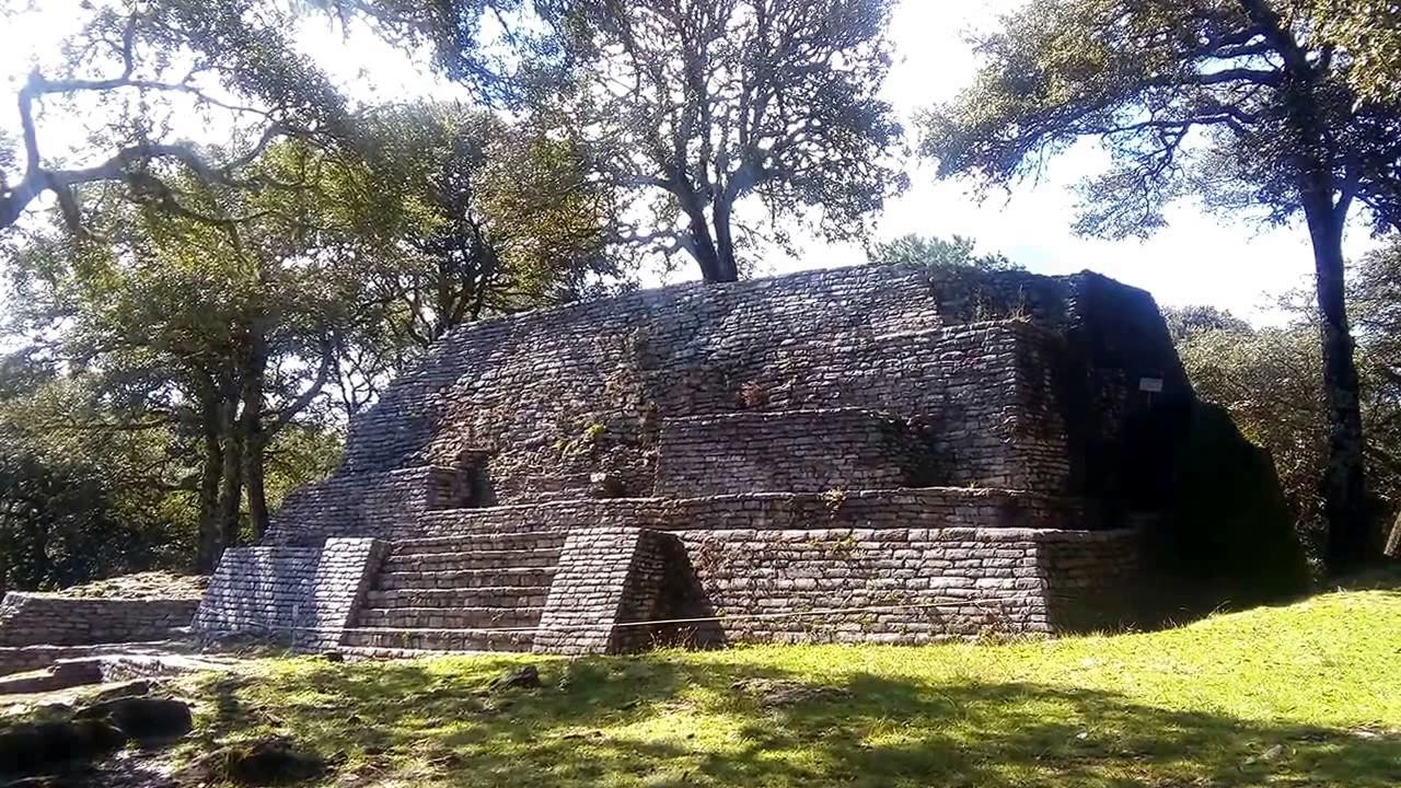 Zona arqueológica de Ranas. San Joaquín. Qro. Méx. - YouTube