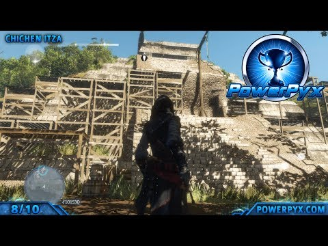 Assassin's Creed Liberation HD - Mayan Statuette Locations (Collector Trophy / Achievement Guide)