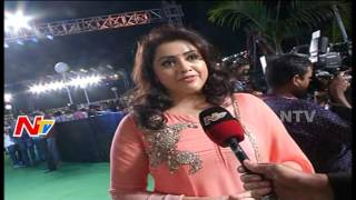 Hyderabad Is My Second Home Says Actress Meena @ IIFA Awards Hyderabad | NTV Exclusive