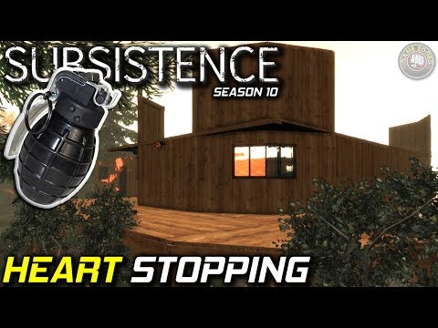 Heart Stopping | Subsistence Let's Play | S10 EP14