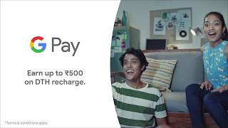 Google Pay | Recharge your DTH and earn rewards | #MoneyMadeSimple