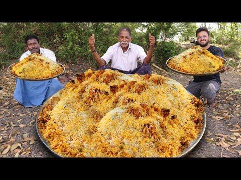 Chicken & Lamb Mixed Biryani | Royal  Mixed Biryani | Traditional Biryani Recipe | Grandpa Kitchen