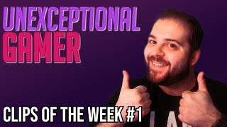 homepage tile video photo for Unexceptional Clips of the Week 1 - Week of June 2nd, 2019