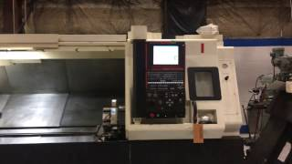 Mazak QTN-350 II - 2012 Horizontal CNC Lathe - FOR SALE!