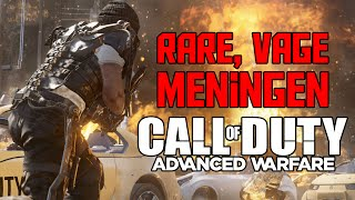 Call of Duty: Advanced Warfare Multiplayer Mening - Rare Antwoorden?